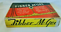 Vintage early scarce game Fibber McGee & Molly complete party game 1935!