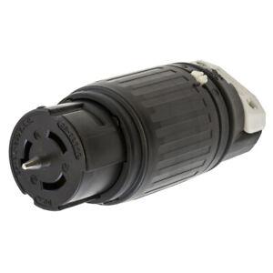 Hubbell CS8264C Locking Connector, 50AMP, 250V