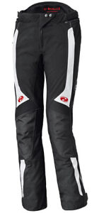 -HELD- Nela Ladies Textil Trousers Sports Motorcycle Tours Waterproof Sw White