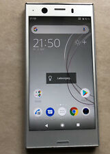 Sony Xperia XZ1 Compact 32GB Silber Silver G8441 Android Smartphone 4,7 Zoll