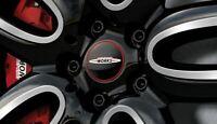 Genuine MINI Set of 4 JCW Alloy Wheel Centre Caps 36106861092 R50/R55/R56/R60