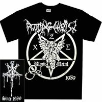 Rotting Christ Since 1989 Shirt S-XXL Official T-Shirt Black Metal Tshirt New
