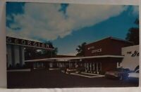 The Georgian Hotel Lake George NY 1960s T-Bird Exterior Vtg Advertising Postcard