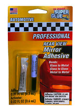 ⭐ Rearview Mirror Glue Kit Adhesive Professional Strength Permanent Made in USA