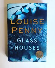 Chief Inspector Gamache Novel Ser.: Glass Houses by Louise Penny (2017,...