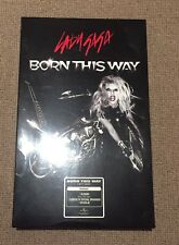 Lady Gaga Born This Way Colombian Box set