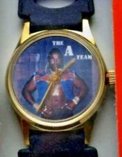 A - Team MR T Watch 1983 Nelsonic wind up Watch in Display