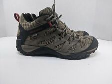 Merrel Hiking Boots Men's Dry Mid Ankle Active Camping Shoes Size 9 Brown