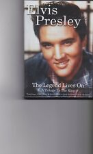 Elvis Presley-The Legend Lives On Music DVD