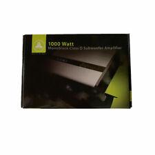 JL Audio JX1000/1D Monoblock Class D Amplifier