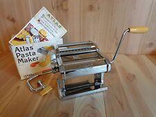 ATLAS PASTA MAKER VillaWare 170 Stainless Steel Classic Italian Kitchenware