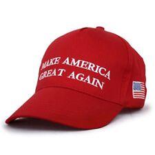 2016 Make America Great Again Hat Donald Trump Republican Adjustable Red Cap