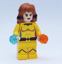 Custom - Crystal - Marvel Super heroes minifigures lego bricks inhumans royal