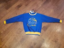 Vintage NHL Legends Athletic Youth Large NWT Sweatshirt St. Louis Blues