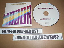CD Indie Asteroids Galaxy Tour - Major (3 Song) Promo BMG ROUGH TRADE