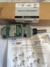 Square D Limit Switch Bnib