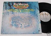 RICK WAKEMAN:LP-JOURNEY TO THE CENTRE...ORIGIAL 1974 EX