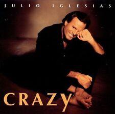 Crazy by Julio Iglesias (CD, May-1994, BMG (distributor))
