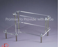 Clear Acrylic Display Stand for Gundam, Mini Figures, accessories