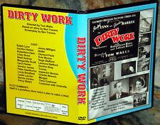 DIRTY WORK - DVD - Ralph Lynn, Gordon Harker