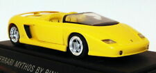 Revell 1/43 Scale Model Car 8502 - Ferrari Mythos By Pininfarina - Yellow