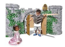 """Castello dei cavalieri in cartone """"Avalon"""" gioco bambini"""