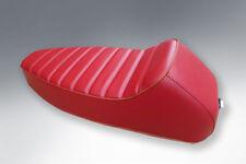 VESPA SEAT SPORTS SEAT  STYLE - PE PX LML 2 STROKE OXBLOOD RED
