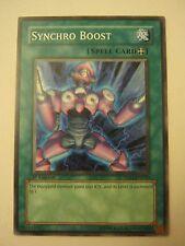 Synchro Boost 5DS1-EN020 Synchron Extreme Yu-Gi-Oh (JB-51)