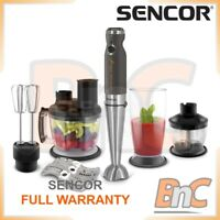 Handheld Blender SENCOR SHB 5501CH 1000W  Electric Mixer Smoothie Maker Kitchen