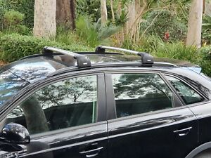 Thule roof racks used