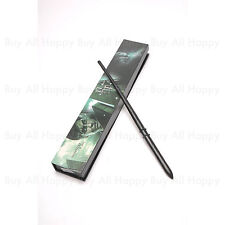 HOT Harry Potter DRACO MALFOY Magical Wand Replica Cosplay in Gift Box