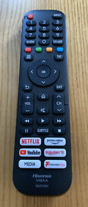 """Genuine Replacement Remote Control Only - Hisense A5600F 40"""" FHD LED Smart TV"""