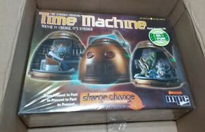 MPC  762 The Strange Changing Time Machine Watch It Change Model Kit