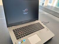 ROG Strix GL702VS With NVIDIA GTX 1070, 1TB HDD, 512GB SSD, i7-7700hq, 120hz