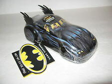 BATMAN CANDY BATMOBILE TIN WITH CANDY  --  NEW