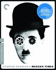 Modern Times Criterion Collection Region 1 Blu-ray