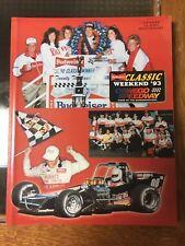 Oswego Speedway Budweiser Classic Weekend Race Program-1993 great condition