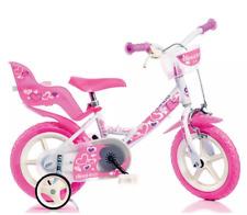 "Vélo Enfant Little Heart 12 "" Dino Bikes"