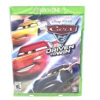 Cars 3 Driven to Win: Xbox One [Brand New]
