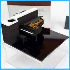 Piano Memo Notes Pads Paper Art Building Block Convenience Stickers Paper Craft