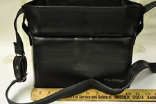 Polaroid black case for folding SX70 and 680 cameras. New old stock