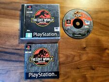 The Lost World: Jurassic Park (Sony PlayStation 1, 1997) - PS1