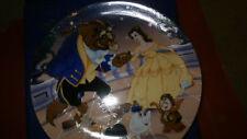 Walt Disney The Beauty & The Beast Porcelain plate