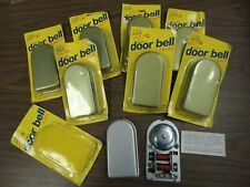 Lee Electric Combination Door Bell & Buzzer Unit - New Old Stock - Never Used