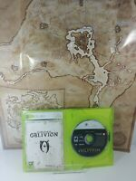 Xbox 360 Elder Scrolls IV: Oblivion Video Game of the Year Edition Complete Map