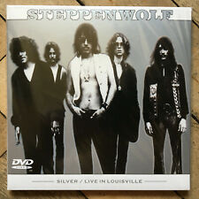 Steppenwolf - Silver / Live In Louisville 2 CD + DVD Papersleeve New & Sealed