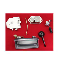 Excavator Accessories Cab Door Lock Set For Daewoo DH55 Small Excavator