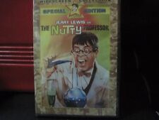 Jerry Lewis The Nutty Professor DVD