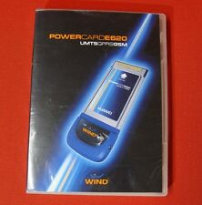 HUAWEI POWER CARD E620 HSDPA-UMTS-EDGE- HI-SPEED NUOVA INTERNET - GAR. 24 MESI
