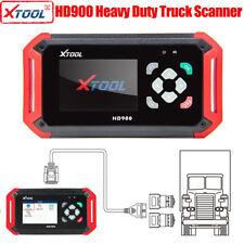 XTOOL HD900 Eobd2 OBD2 CAN BUS Auto Heavy Duty Diagnostic Scanner Code Reader